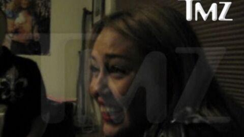 Miley Cyrus se drogue en vidéo