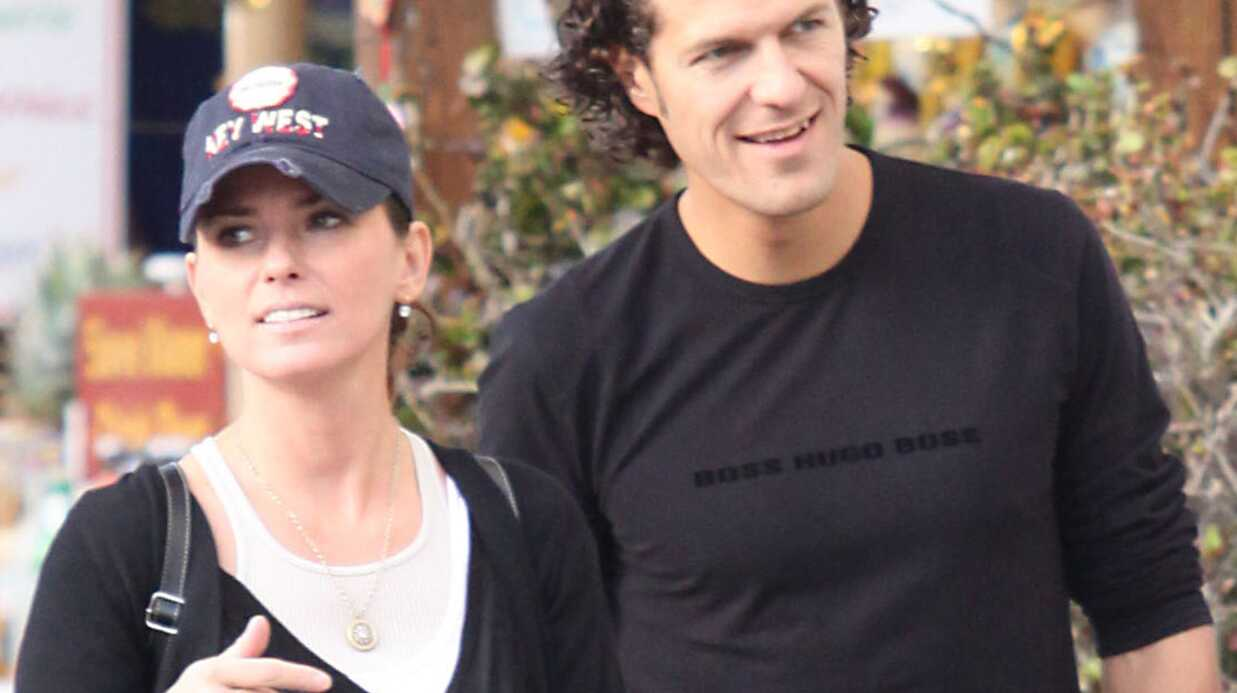 Shania Twain s'est remariée ce week-end
