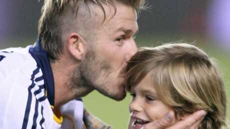 Le fils Beckham réveille ses potes en pleine nuit