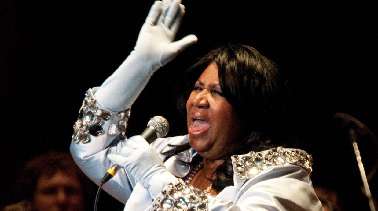 Aretha Franklin annule son mariage