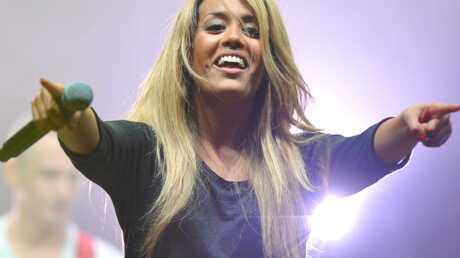 Amel Bent pleure depuis son dernier concert