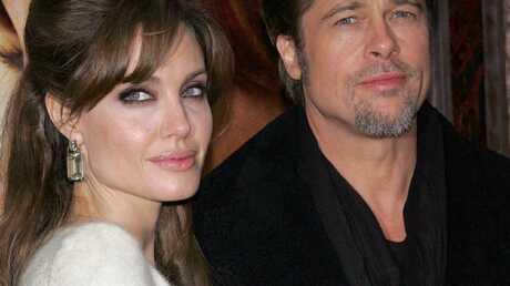 Angelina Jolie et Brad Pitt: Noël en famille en Namibie