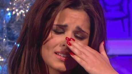 Cheryl Cole émue aux larmes à Noël