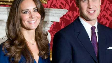 Prince William et Kate Middleton séparés pour leur premier Noël