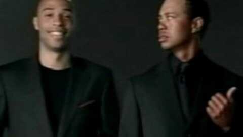 Tiger Woods et Thierry Henry rasés de la campagne Gillette