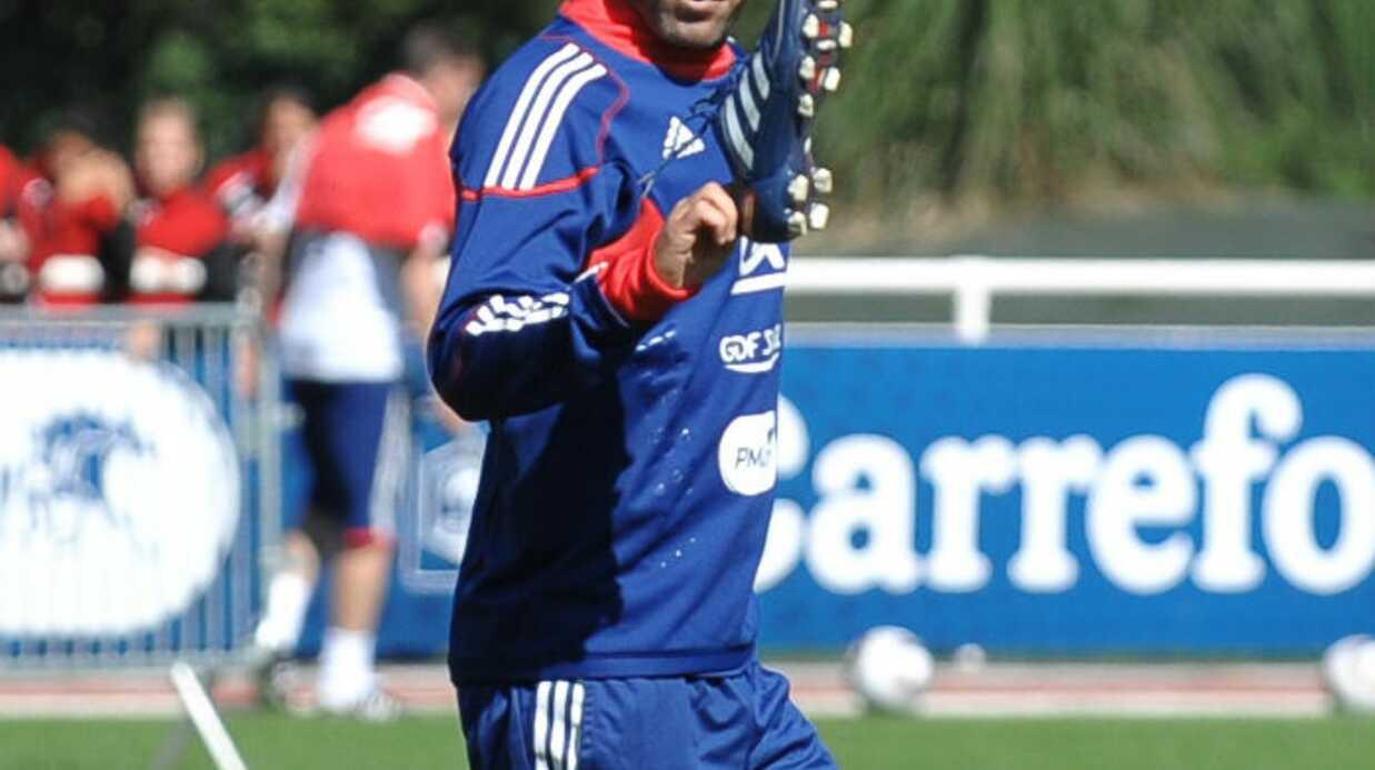 Zizou souhaite reprendre du service en tant qu'entraîneur.