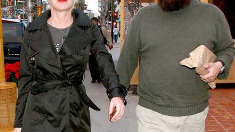 Sharon Stone Un ami au poil!