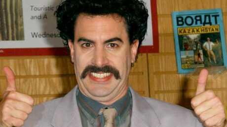 Sacha Baron-Cohen Borat n'est plus