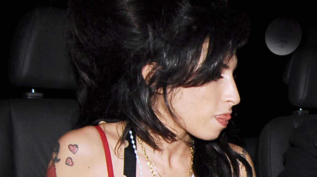 Amy Wine­house Encore des ennuis !