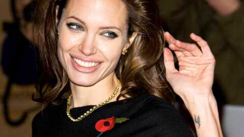 Angelina Jolie Elle se soigne au caviar!