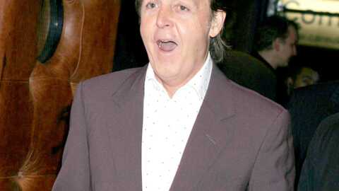 Paul McCartney Il sort avec Rosanna Arquette !