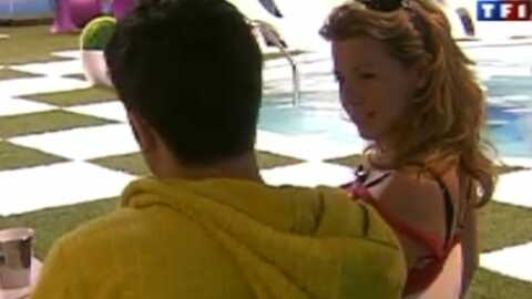 VIDEO Secret Story 3: Cindy parle à Léo de son «gros calibre»
