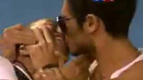 VIDEO Secret Story 3: Romain et Jonathan s'embrassent