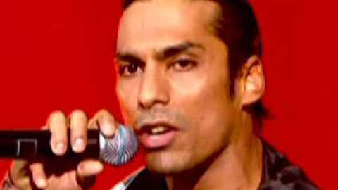 Barack Obama: Barack Obama: Yvane chante pendant son discours d'intronisation
