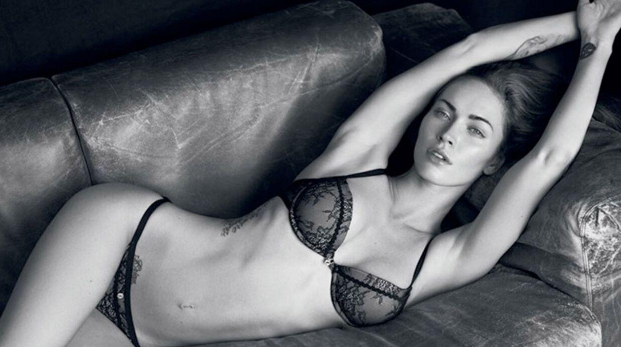 Quand Megan Fox se transforme en déesse sexy