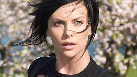 Charlize Theron Une beauté monstre
