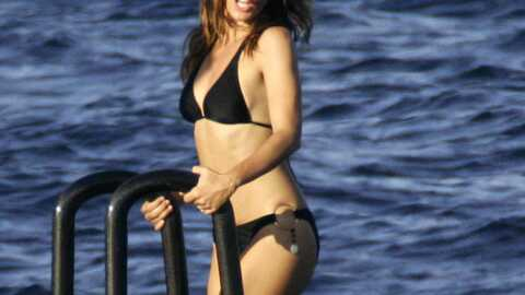 Cindy Crawford toujours aussi sexy