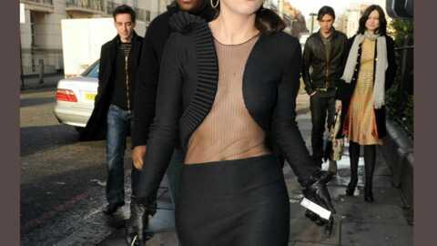LOOK Lily Allen tellement chic et sexy