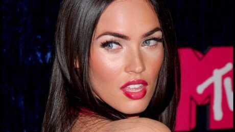 Megan Fox Des formes en transe