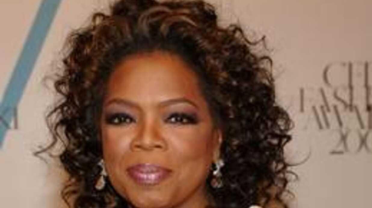 VIDEO Oprah Winfrey, en larmes, dément être lesbienne