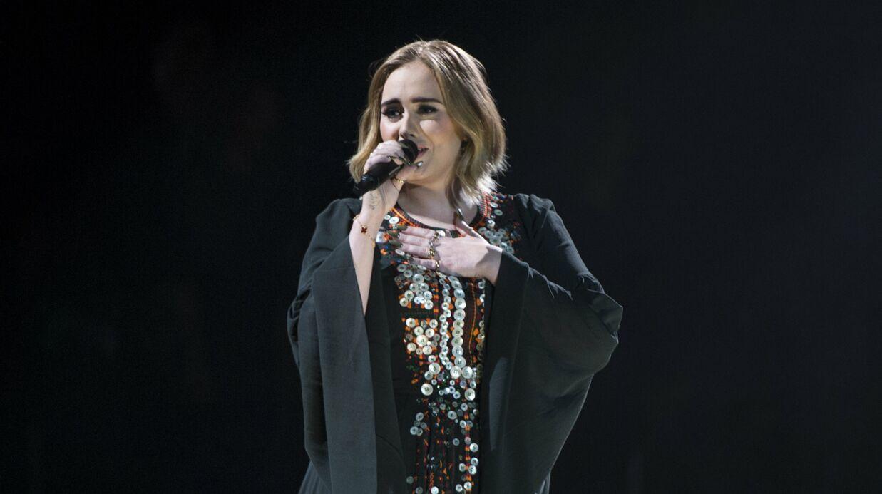 VIDEO Adele dédie un concert à… Brad Pitt et Angelina Jolie