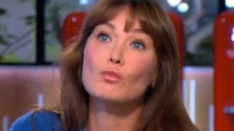 Très agacée, Carla Bruni s'énerve contre Patrick Cohen dans C à vous