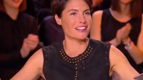Alessandra Sublet: «Faire l'amour 12 fois par mois, c'est beaucoup!»