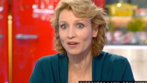 VIDEO Alexandra Lamy  a refusé l'adaptation au cinéma de son dernier téléfilm, Après moi le bonheur