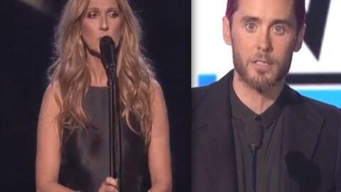 VIDEOS American Music Awards: Céline Dion chante L'Hymne à l'amour en hommage aux victimes des attentats