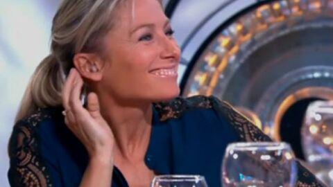 Anne-Sophie Lapix reparle avec ironie de son départ de Canal+