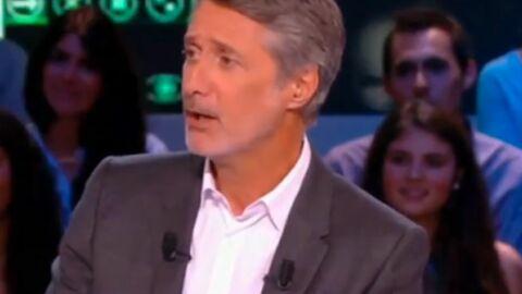 Antoine de Caunes se met les fans de jeux vidéo à dos puis s'excuse