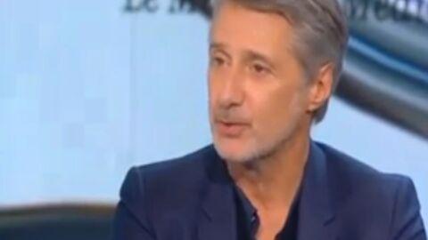 VIDEO Antoine de Caunes évoque le jour où il a regardé le Grand Journal présenté par  Maïtena Biraben