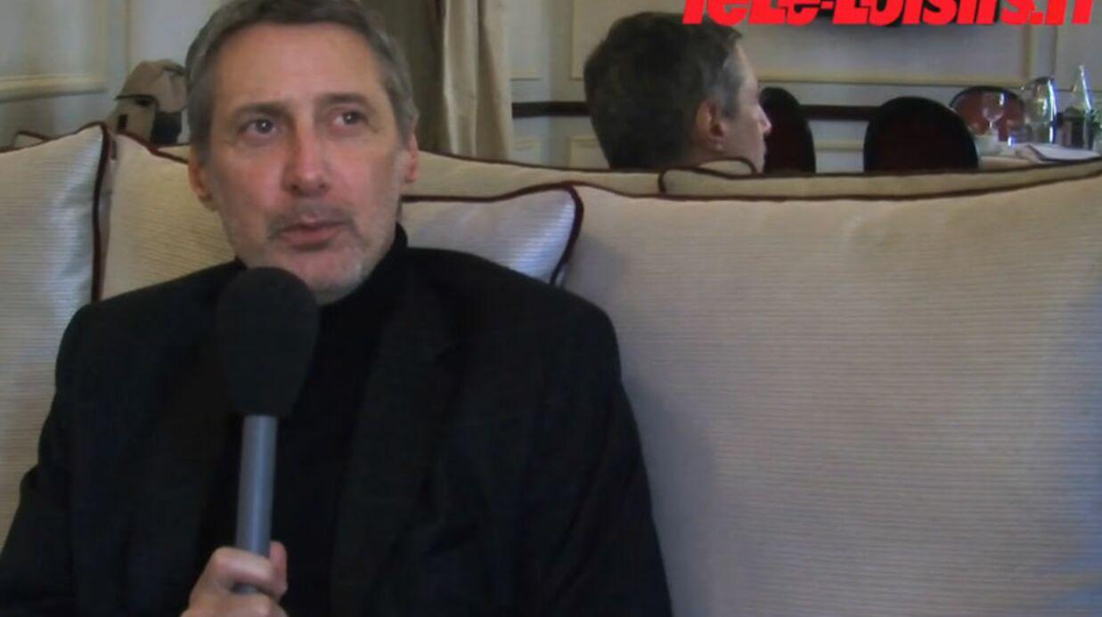 César 2012: les navets du cinéma français selon Antoine de Caunes