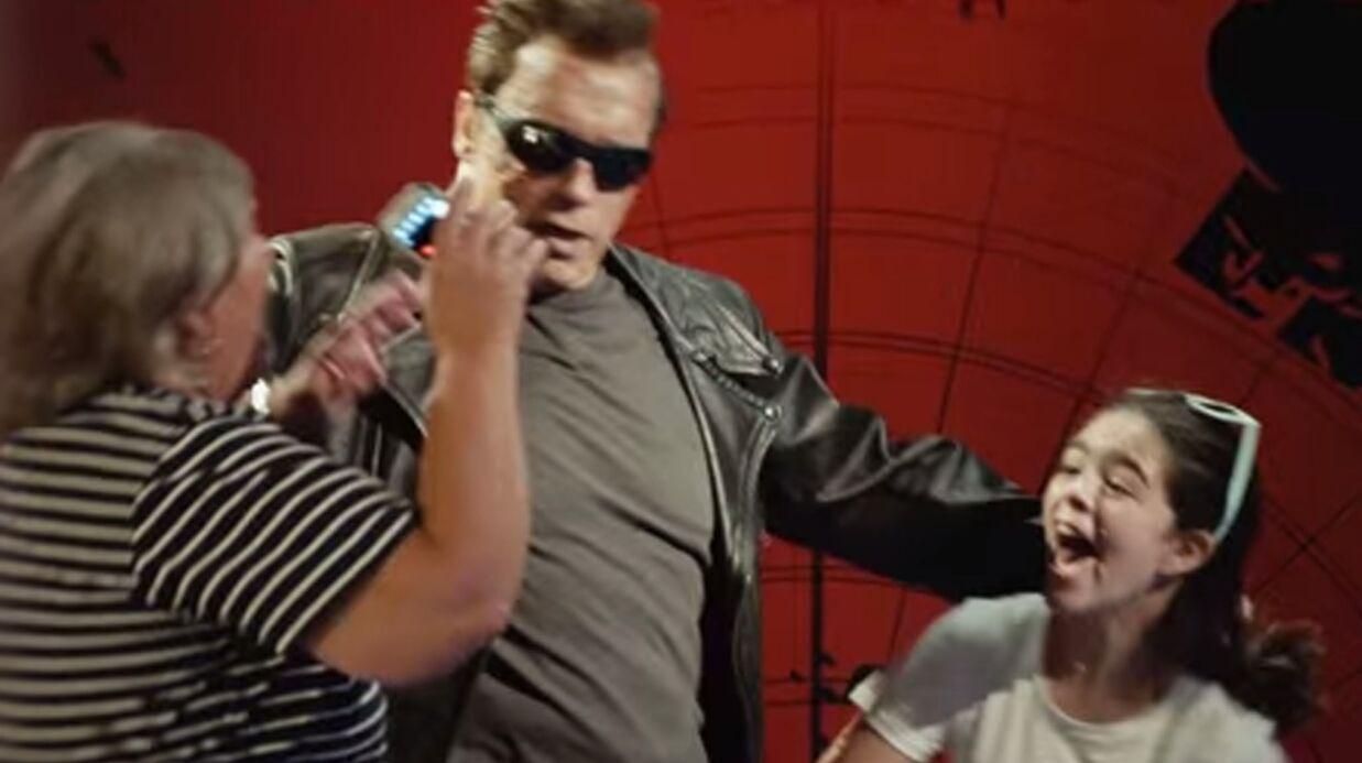VIDEO Arnold Schwarzenegger piège ses fans au musée Tussauds dans une vidéo hilarante