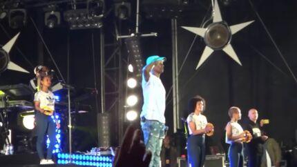 Attentat de Nice: Pharrell Williams rend hommage aux victimes avec la Marseillaise