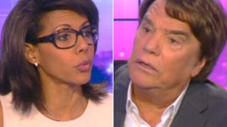 VIDEO Audrey Pulvar se fait violemment clasher par Bernard Tapie
