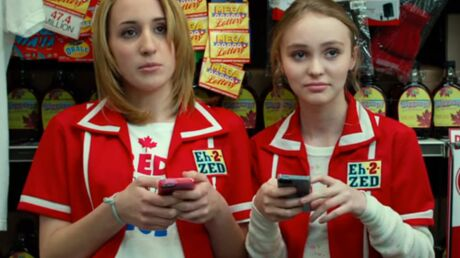 VIDEO Lily-Rose, la fille de Vanessa Paradis et Johnny Depp, au cinéma dans Tusk