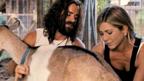 Jennifer Aniston et Justin Theroux : le film de leur rencontre