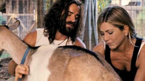 Jennifer Aniston et Justin Theroux: le film de leur rencontre