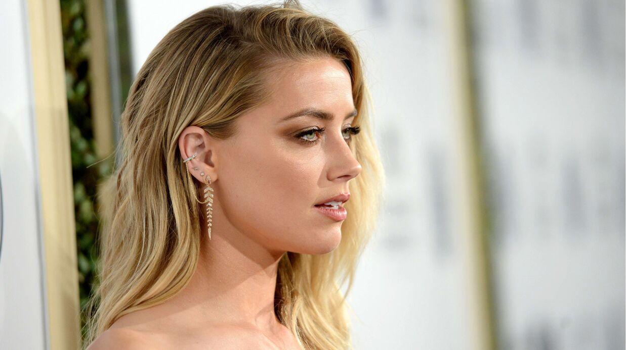 Amber Heard porte plainte pour des scènes de sexe sans son accord dans son film