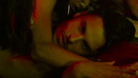 Femmes nues, bondage… Le clip ultra sexy de Baptiste Giabiconi et Hailey Baldwin