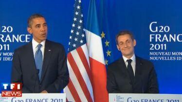 Giulia Sarkozy évoquée pendant le G20