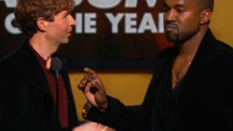 Grammy Awards: Kanye West créé le malaise en contestant le prix de Beck