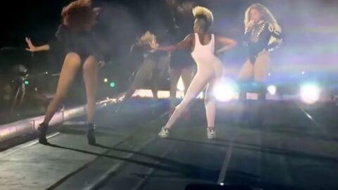 VIDEO Beyoncé: deux fans invitées sur scène dansent mieux que ses danseuses