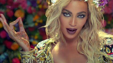 VIDEO Beyoncé, reine de beauté dans le nouveau clip de Coldplay