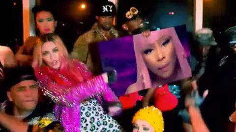 «Bitch I'm Madonna», le clip hot de Madonna fuite sur net