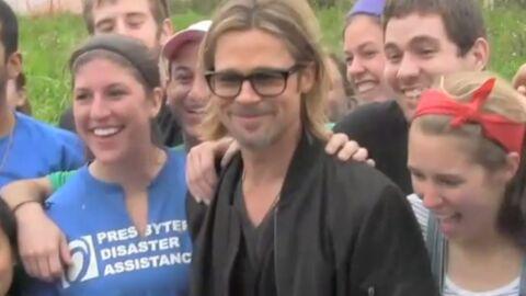 VIDEO Brad Pitt au secours de la Nouvelle-Orléans