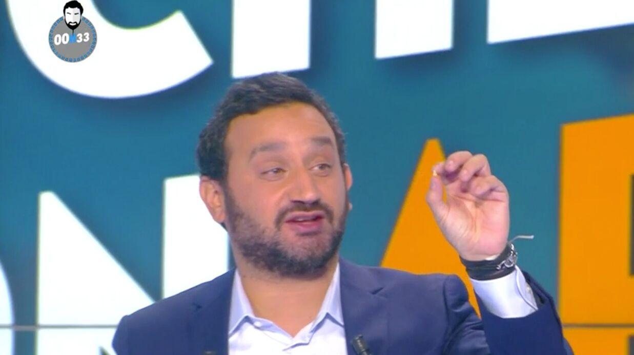 VIDEO 35h de Baba: Cyril Hanouna perd une dent en direct dès le lancement
