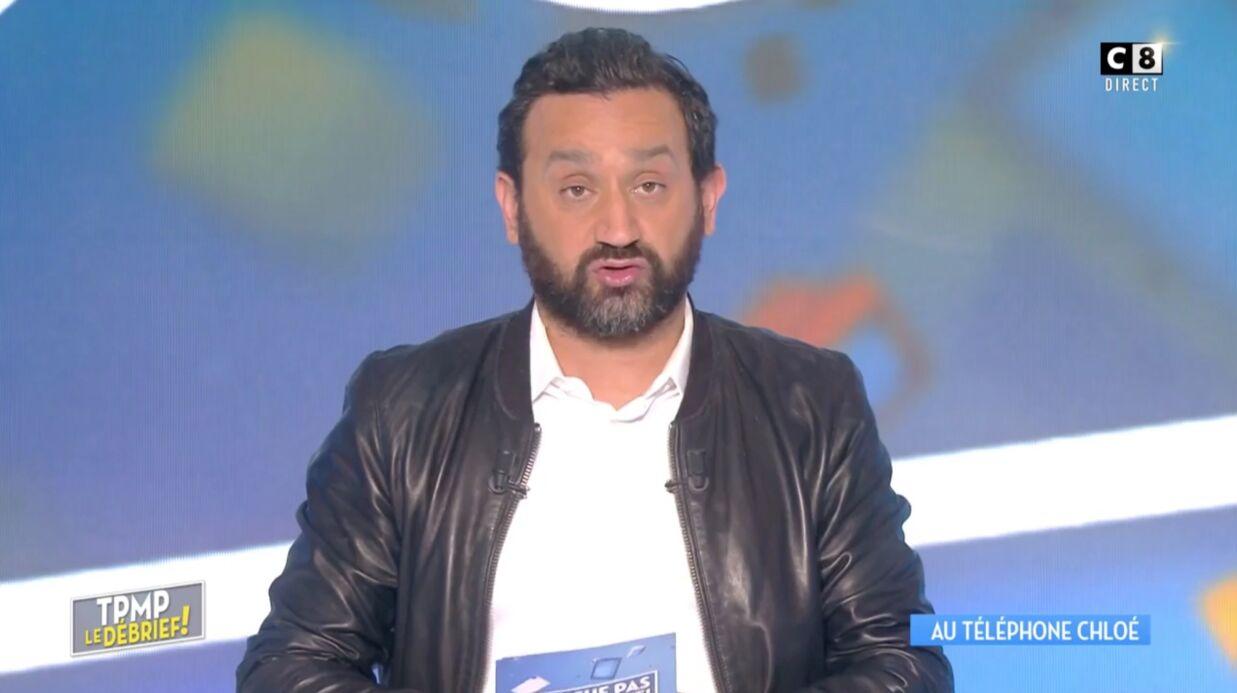 Cyril Hanouna se fait toucher le sexe par Capucine Anav: ils répondent à la polémique