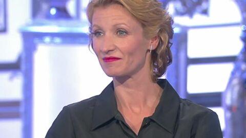 Alexandra Lamy recadre Thierry Ardisson qui lui parle de Jean Dujardin